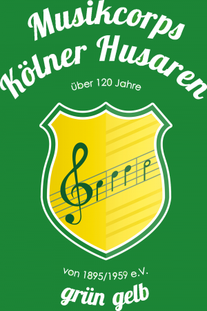 Musikcorps Kölner Husaren Logo